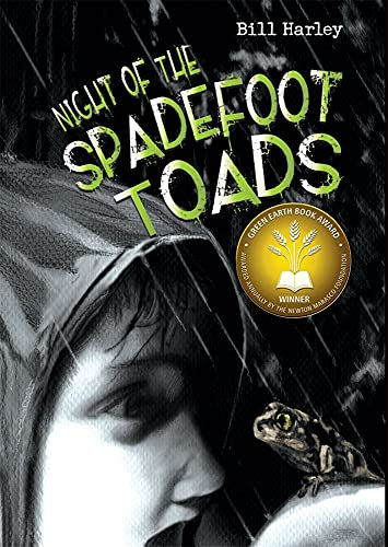 9781561454594: Night of the Spadefoot Toads