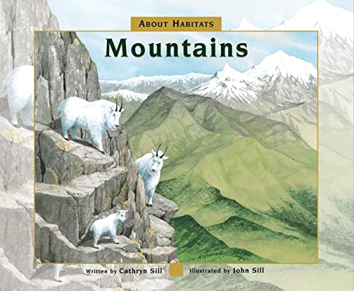 9781561454693: About Habitats: Mountains