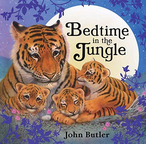 Bedtime in the Jungle: Butler, John