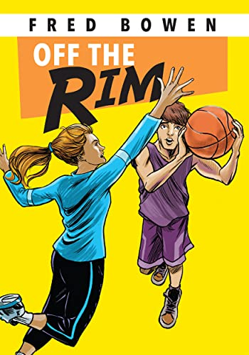 9781561455096: Off the Rim (All-Star Sports Story)