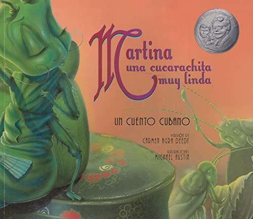 9781561455324: Martina una cucarachita muy linda: Un cuento cubano (Spanish Edition)