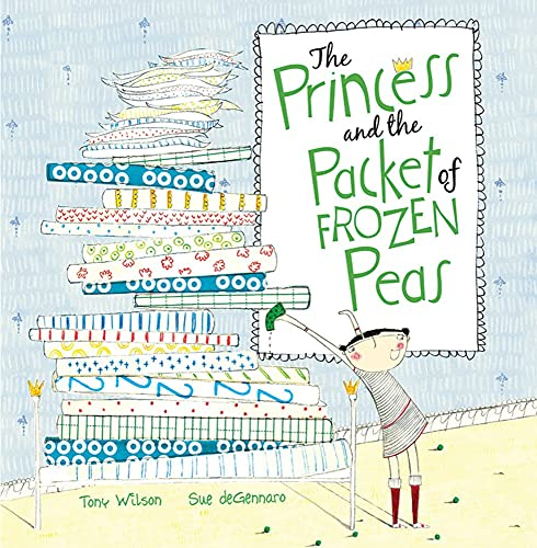 9781561456352: The Princess and the Packet of Frozen Peas