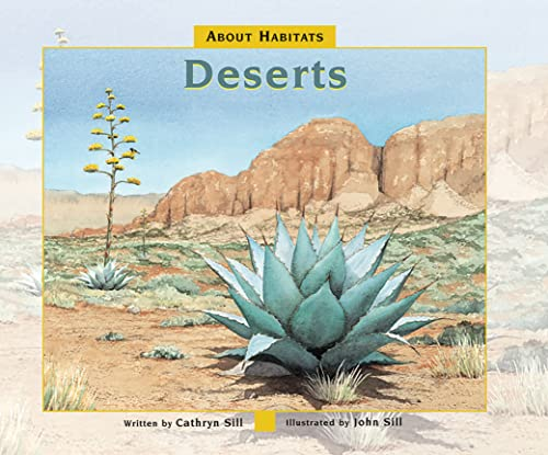 9781561456413: About Habitats: Deserts