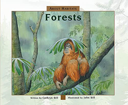 9781561457342: About Habitats: Forests