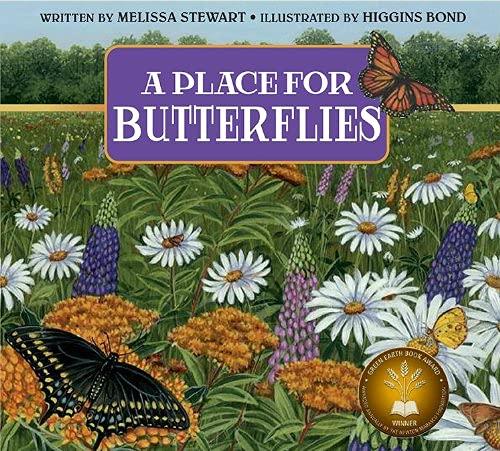 A Place for Butterflies: Stewart, Melissa