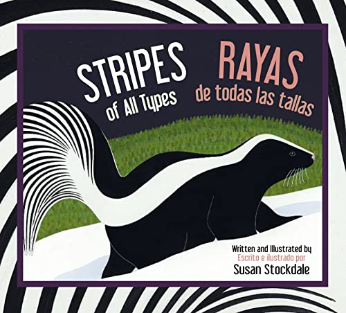 9781561457939: Stripes of All Types / Rayas de todas las tallas (English and Spanish Edition)