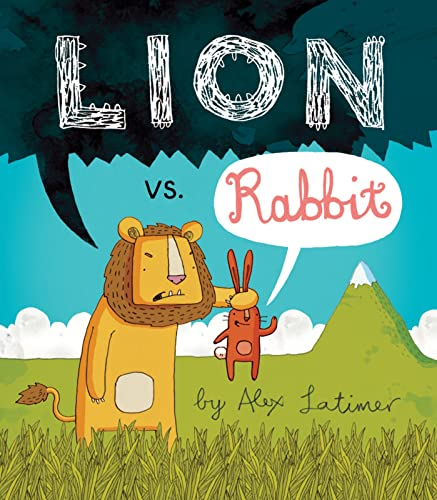 9781561458981: Lion vs. Rabbit