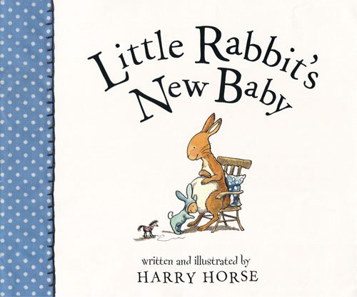 9781561459155: Little Rabbit's New Baby