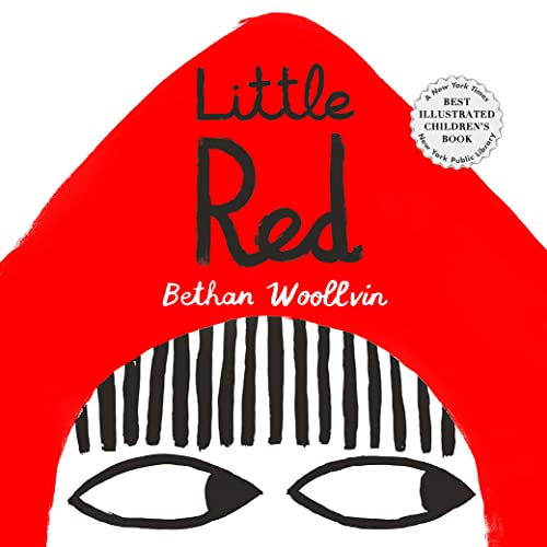 Little Red: Bethan Woollvin