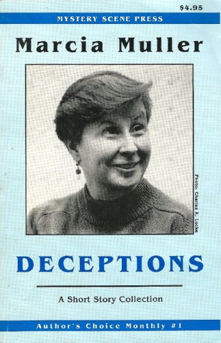 Deceptions - A Short Story Collection (signed): MULLER, MARCIA