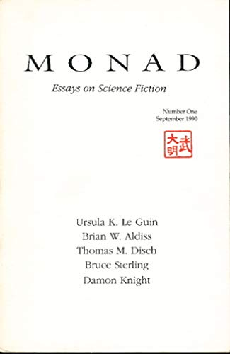 Monad Essays On Science Fiction Number One   Monad Essays On Science Fiction Number One