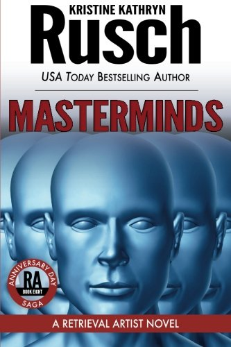 9781561466252: Masterminds: A Retrieval Artist Novel: Book Eight of the Anniversary Day Saga (Volume 15)