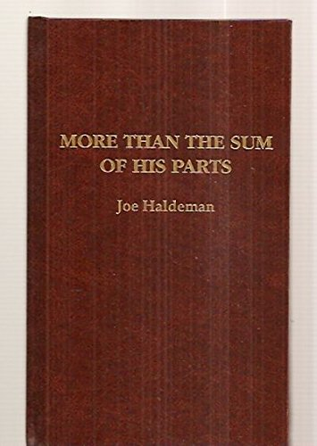 9781561469093: MORE THAN THE SUM OF HIS PARTS [SHORT STORY HARDBACK #9]