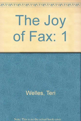 9781561470112: The Joy of Fax