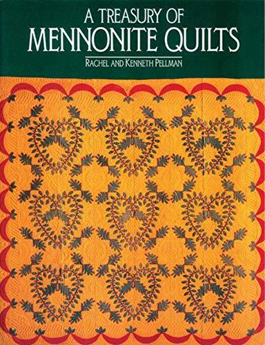 9781561480593: Treasury of Mennonite Quilts