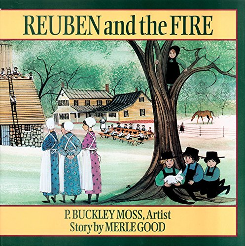 9781561480913: Reuben and the Fire