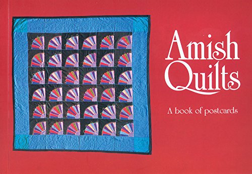 9781561481187: Amish Quilts: A Book of Postcards