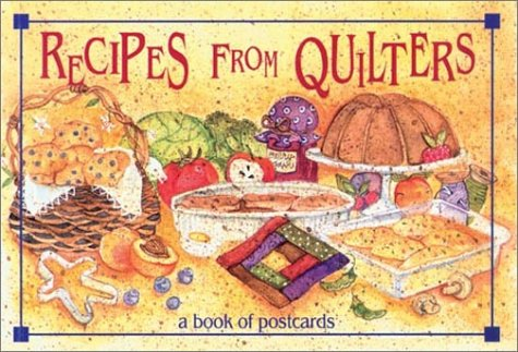 9781561481668: Recipes from Quilters--Book of Postcards