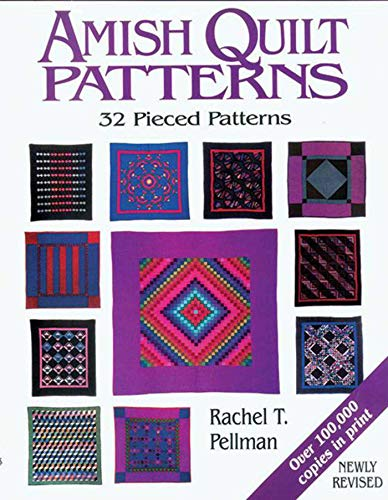 9781561481903: Amish Quilt Patterns: 32 Pieced Patterns