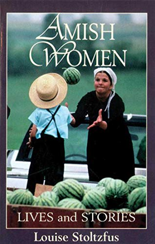 Amish Women: Stoltzfus, Louise