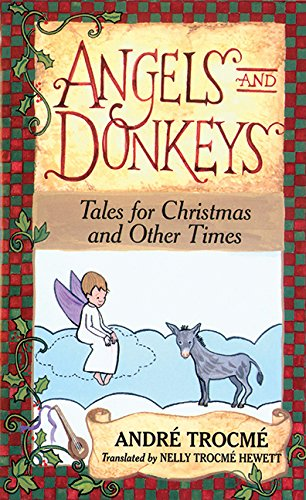 9781561482634: Angels and Donkeys: Tales for Christmas and Other Times