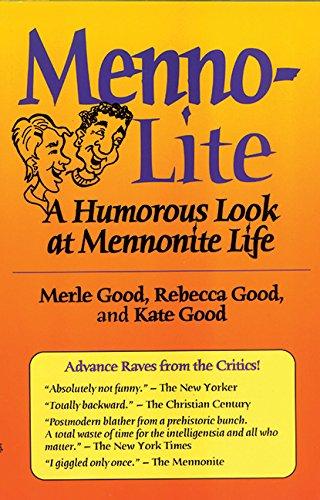 9781561482955: Menno-Lite: A Humorous Look at Mennonite Life