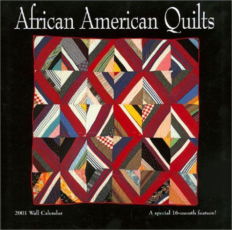 9781561483112: African American Quilts 2001