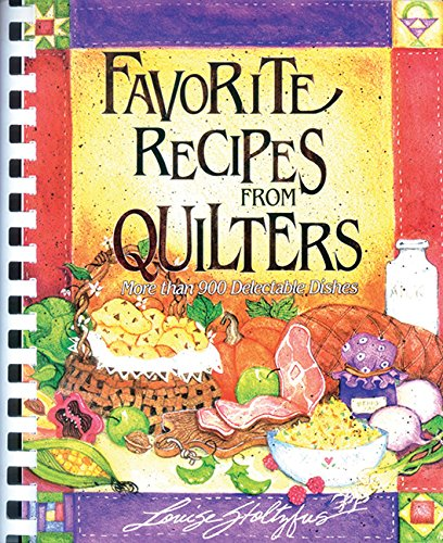9781561483532: Favorite Recipes from Quilters