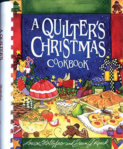9781561483747: Quilters Christmas Cookbook