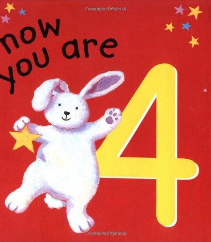 Now You Are 4: Lois Rock; Good Books Staff; Gabriella Buckingham