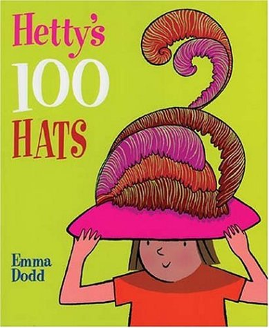Hetty's 100 Hats: Slingsby, Janet