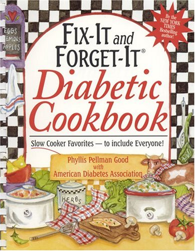 9781561484607: Fix-It and Forget-It Diabetic Cookbook