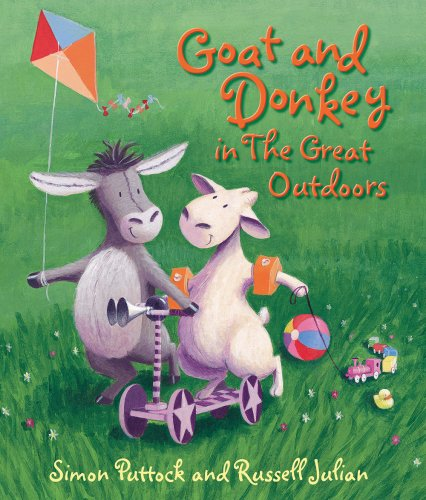 Goat and Donkey and the Great Outdoors: Simon Puttock, Russell