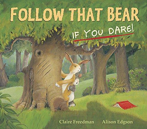 9781561485888: Follow That Bear If You Dare!