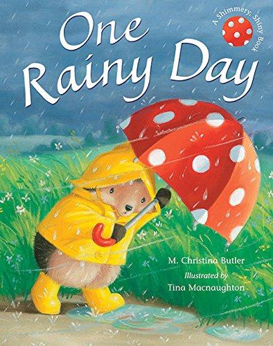 9781561486557: One Rainy Day (Shimmery, Shiny Books)