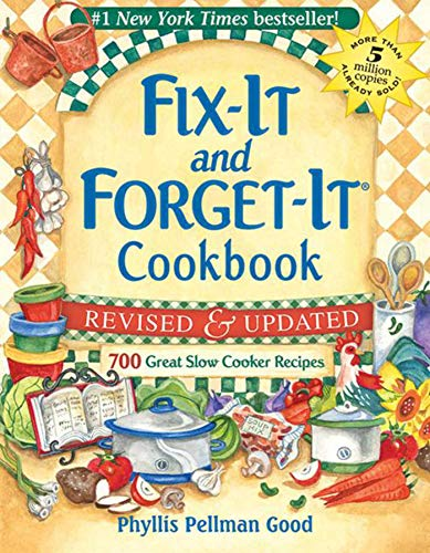 9781561486854: Fix-It and Forget-It Revised and Updated: 700 Great Slow Cooker Recipes