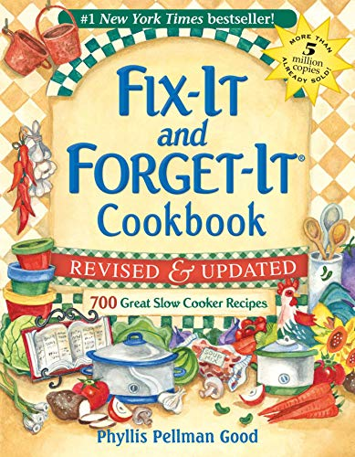 9781561486861: Fix-It and Forget-It Revised and Updated: 700 Great Slow Cooker Recipes (Fix-It and Enjoy-It!)