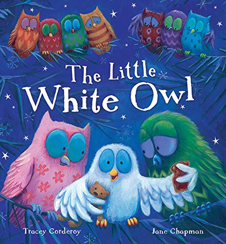 9781561486939: Little White Owl