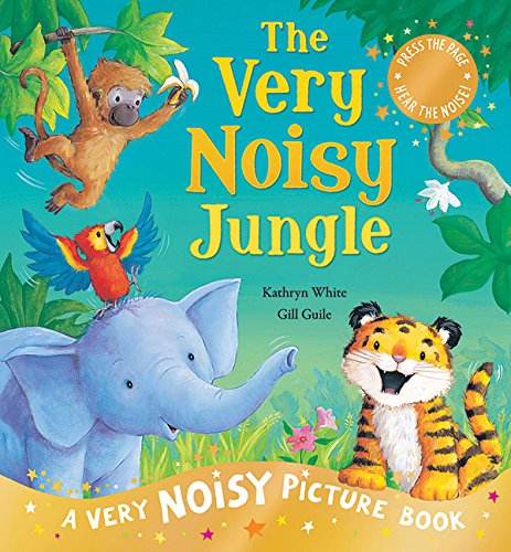 9781561487264: Very Noisy Jungle: A Very Noisy Picture Book