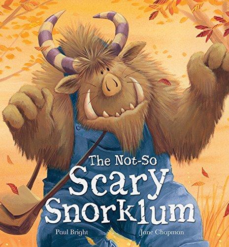 9781561487288: Not-So Scary Snorklum
