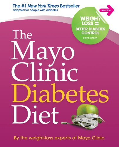 9781561487301: The Mayo Clinic Diabetes Diet