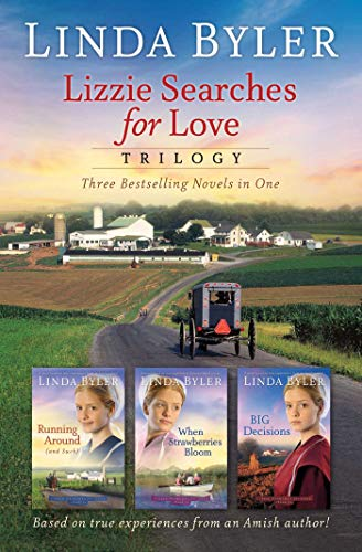9781561487943: Lizzie Searches for Love Trilogy: Three Bestselling Novels In One