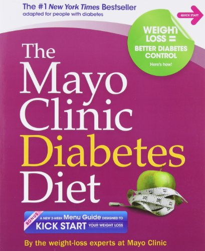 9781561488018: The Mayo Clinic Diabetes Diet: The #1 New York Bestseller adapted for people with diabetes