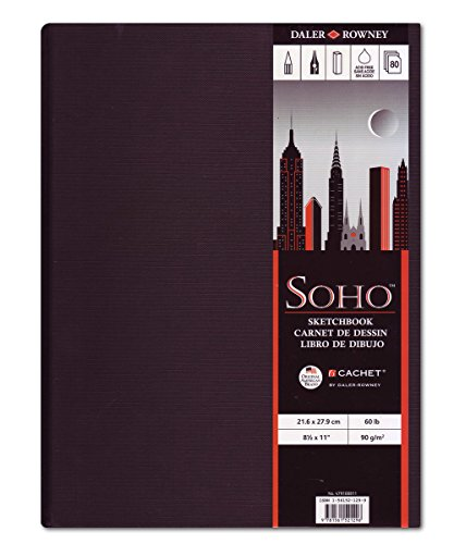 9781561521296: Soho Sketch Book 8X11