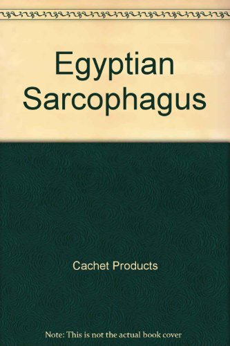 9781561523740: Egyptian Sarcophagus