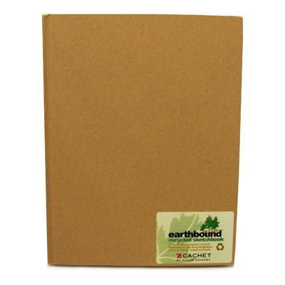 9781561524532: Earthbound Recycled Sketch Book