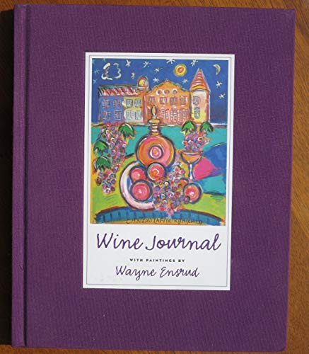9781561555826: Wine Journal