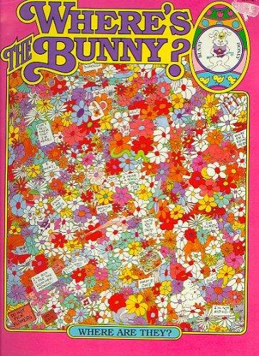 9781561560110: Where's the Bunny? (Where Are They?)