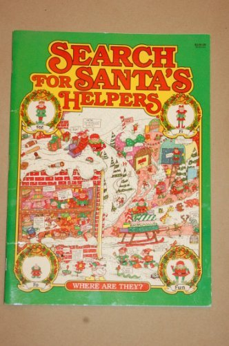 Search for Santa's Helpers (Where Are They?) (9781561560424) by Anthony Tallarico