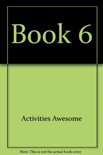 9781561560592: The Kids' Book of Awesome Activities 6